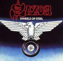 SAXON - Wheels of Steel