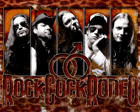 ROCK COCK RODEO